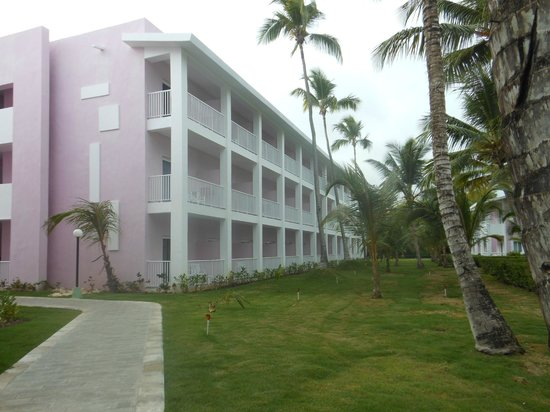 ClubHotel Riu Bambu :                   our room building block 5000