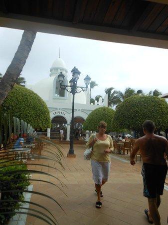 ClubHotel Riu Bambu:                   Lobby bar