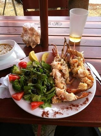 Pantay Restaurante:                   Lobster