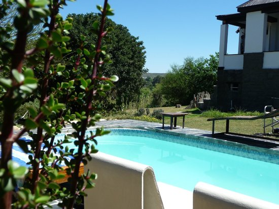 Karoo Soul Travel Lodge & Cottages: Swimming Pool