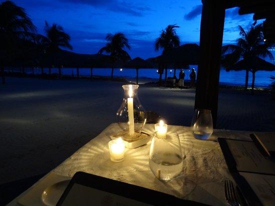 Villa del Sol Resort:                   Beautiful dining area