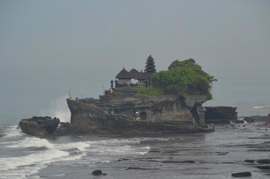 Pan Pacific Nirwana Bali Resort:                   Tanah Lot Temple