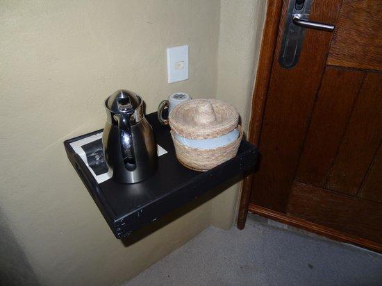 Villa del Sol Resort:                   Coffee and pastries before main breakfast mmmmm!