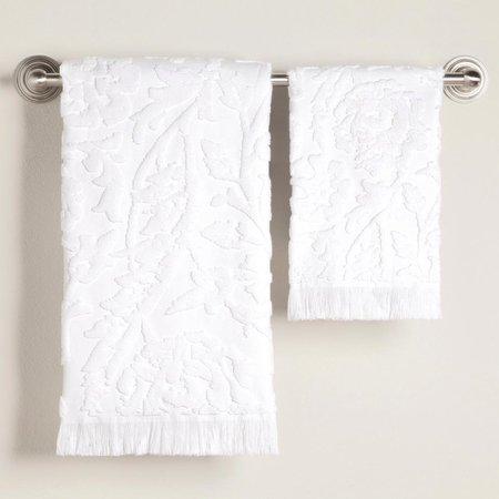 Hotel City Heart :                   beautiful hand towels