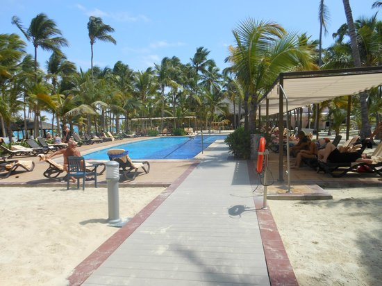 ClubHotel Riu Bambu:                   the new pool