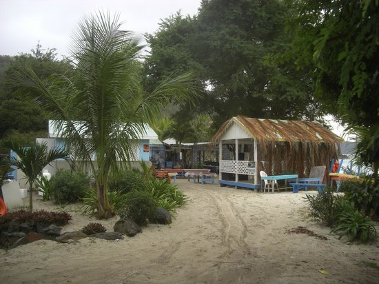 Ivan's Stress Free Guest House & Campground:                   First impression.