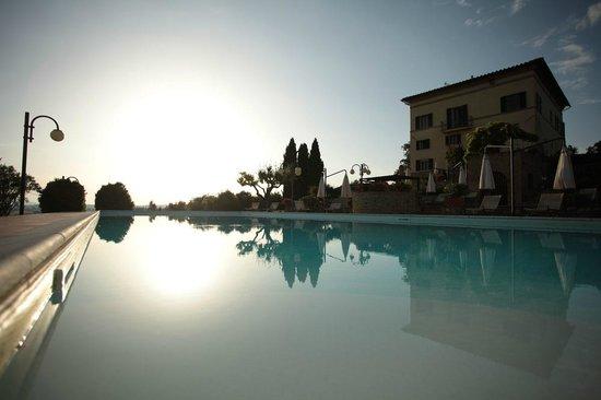 Villa Curina: Swimming Pool