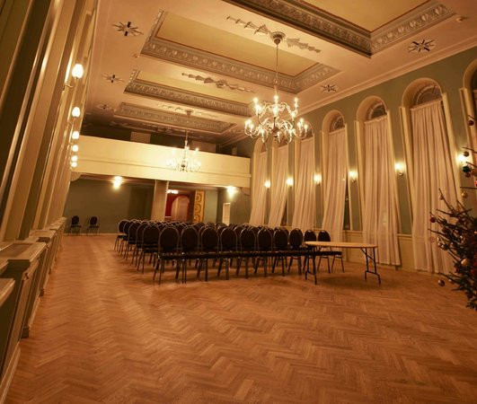 Carlstons: Our Banquet & Conference Hall