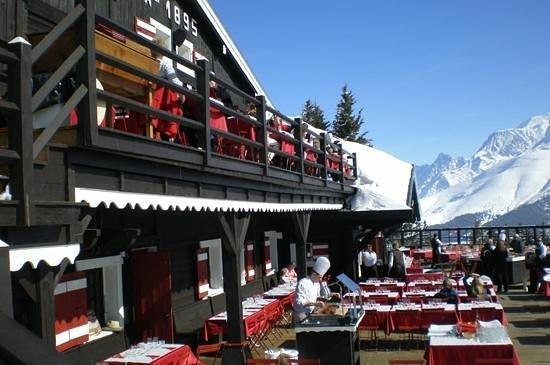 Restaurant L'Alpette : Alpette - DR