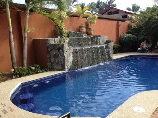 Clarita's Beach Hotel:                   pool