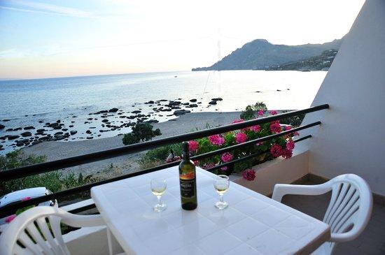 Creta Mare Hotel: View