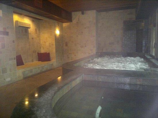 Cyberview Resort & Spa:                   Spa