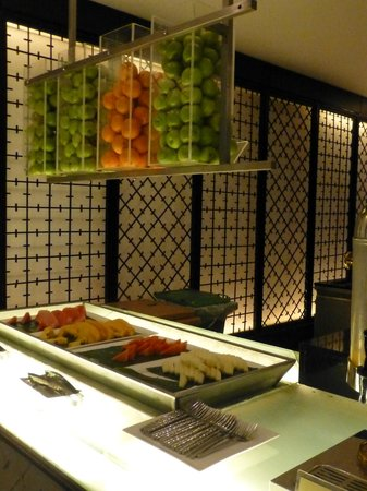 Cyberview Resort & Spa:                   Restaurant