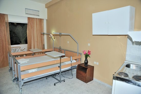 Creta Mare Hotel: Disabled Accommodation