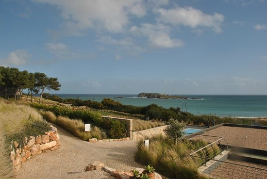 Martinhal Sagres Beach Resort & Hotel:                   View of the Sea