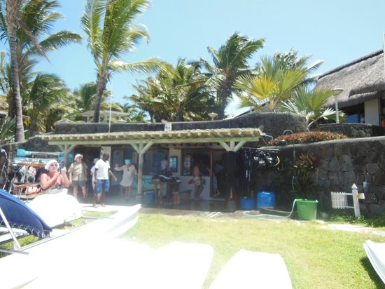 DiveSail Diving Pty Ltd:                                     Belle Mare - DiveSail Mauritius - diving centre