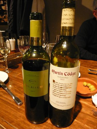Tsukishima Spain Club:                   Galicia wine etc