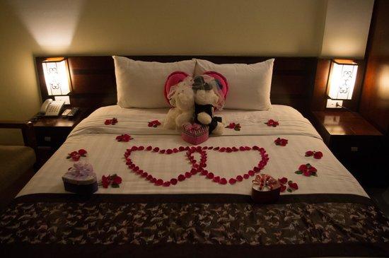 هانوي جيست هاوس:                   Honeymoon suite                 