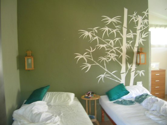 Escape-Cabins: Unser Zimmer