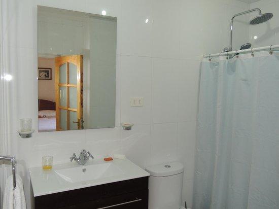 Aloha Nui:                   Bath, Guest Room #1