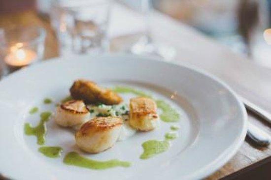 Greens restaurant bristol omd men om restauranger for Greens dining room zetland road bristol