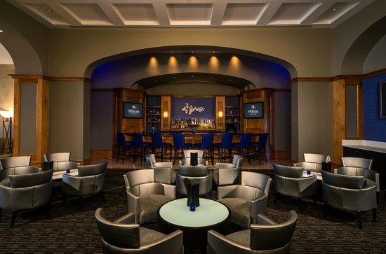 Hilton Santa Clara Hotel Lobby Bar