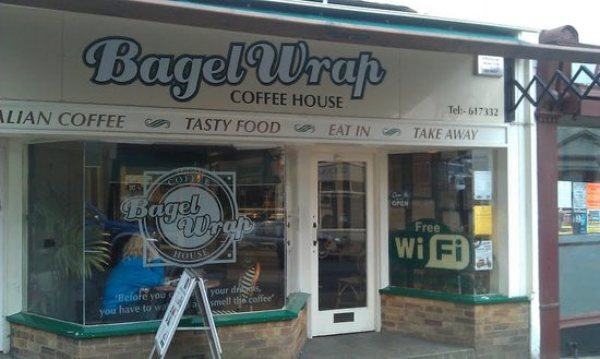 Bagel Wrap Coffee House