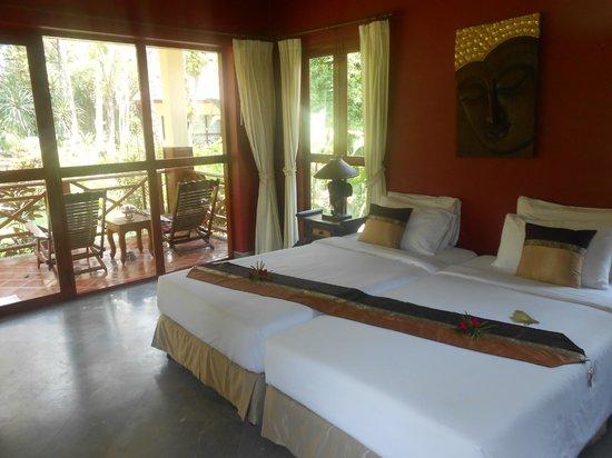 Oriental Kwai Resort:                   Chalet