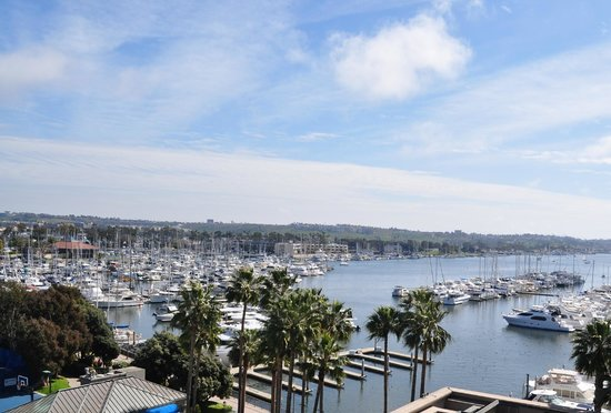 The Ritz-Carlton, Marina del Rey:                   View of Marina