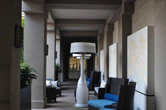 The Ritz-Carlton, Marina del Rey:                   Exterior of Hotel