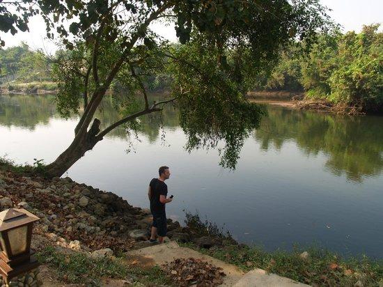 Oriental Kwai Resort:                   River