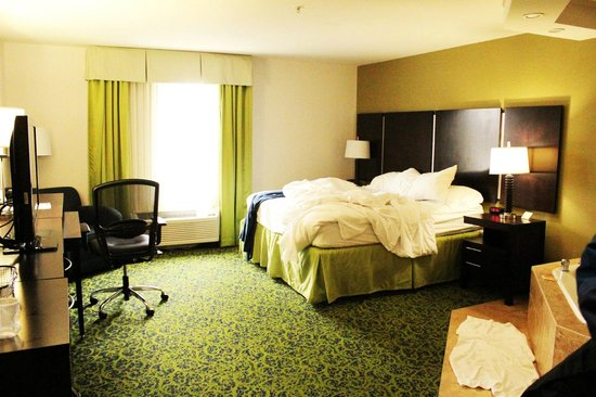 Holiday Inn Express Stroudsburg - Poconos :                   King Bed