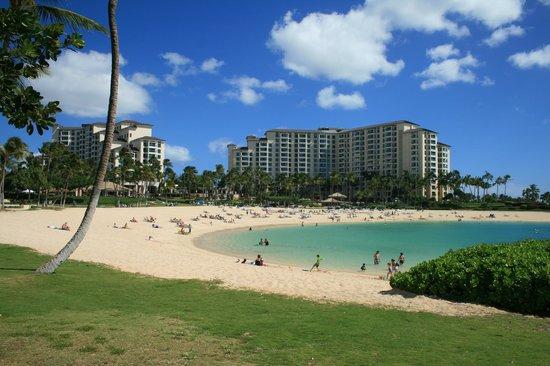 Marriott Ko Olina Beach Club:                   Resort Buildings