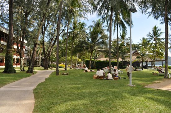 Katathani Phuket Beach Resort:                   panorama resort