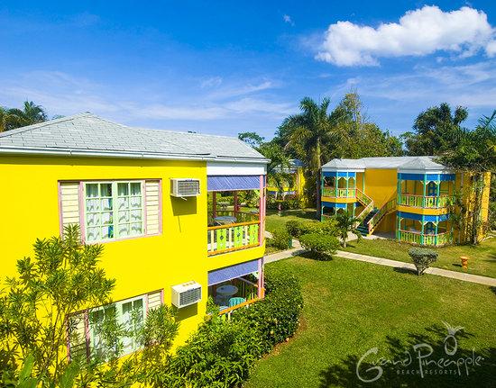 Grand Pineapple Beach Resort Negril