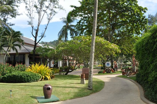 Katathani Phuket Beach Resort:                   panoramica