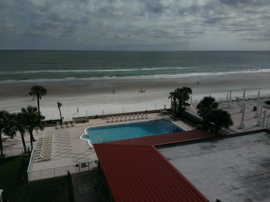 Holiday Inn & Suites Daytona Beach on the Ocean:                   Good Morning!