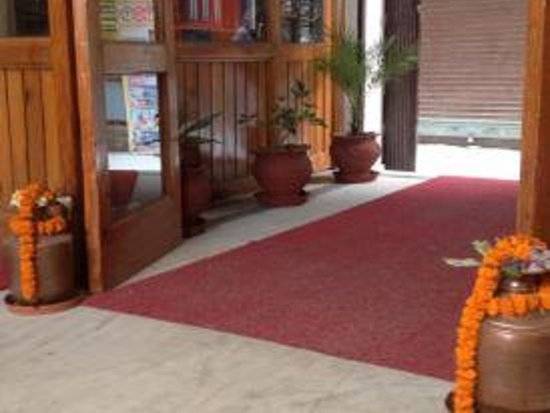 Festoon Hotel:                   warmly welcome with nepali way,