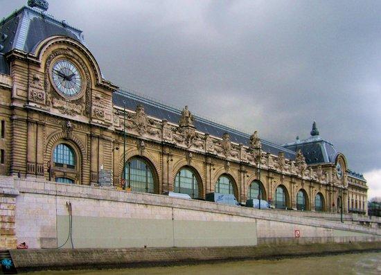 Paris Le Mus E D 39 Orsay Picture Of River Seine Paris