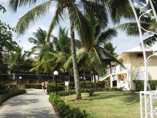 Grand Bahia Principe San Juan:                   building