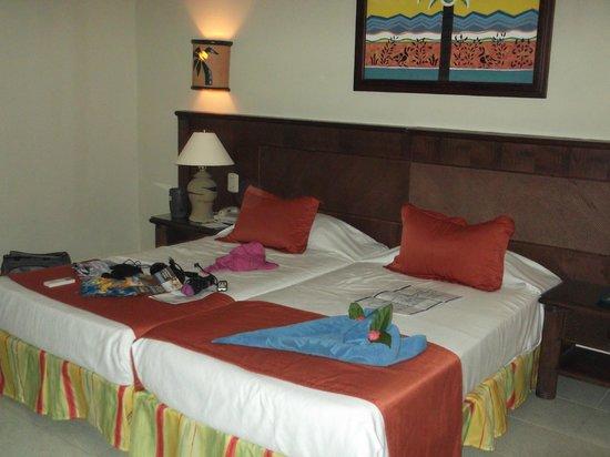 Grand Bahia Principe San Juan:                   room