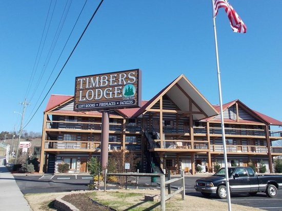 Timbers Lodge: Our Hotel