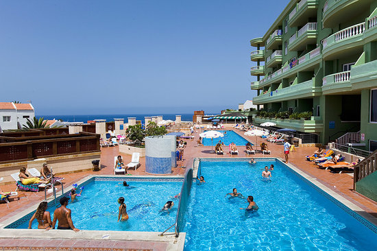 Hotel Villa de Adeje Beach: Piscina
