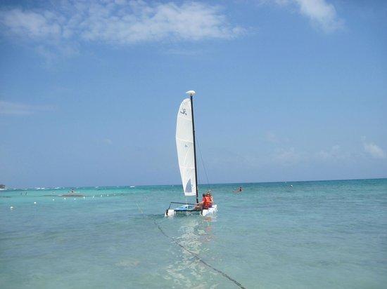 Grand Bahia Principe Coba:                   Always something to do