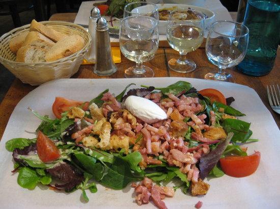 Restaurant Le Bistro Autrement Lyon