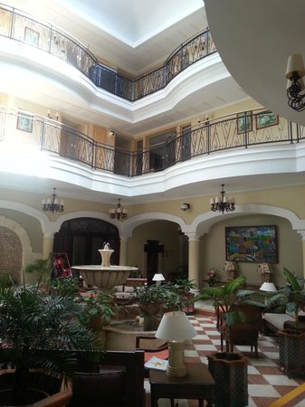 Iberostar Grand Hotel Trinidad: HALL