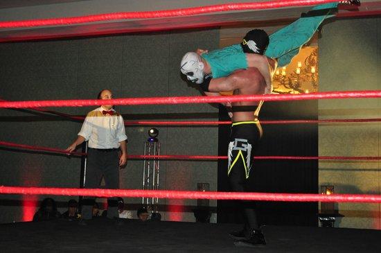Manor Professional Wrestling Dinner Theatre: #ManorProfessionalWrestlingDinnerShow