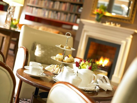 Scotts Hotel: Afternoon Tea