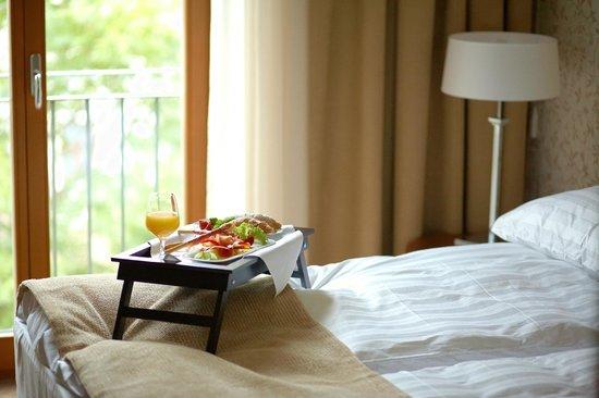 Hotel Ambassador: De luxe room