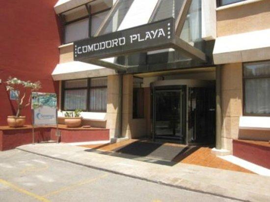 Hotel Seramar Comodoro Playa: Entrada Principal Hotel